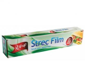Roll-up Streç Film 30x300 mt