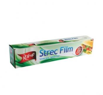 Roll-up Streç Film 45x300 mt